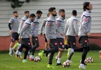 20 DAKİKA - Adanaspor'da İstanbulspor Maçı Hazırlıkları Başladı