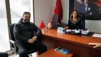 AK PARTİ İLÇE BAŞKANI - AK Parti'li Aday Yazıcı Seçim Çalışmalarına Devam Ediyor