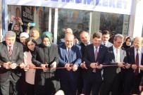 YILMAZ TUNÇ - AK Parti Seçim Bürosu, MKYK Üyesi Fatma Betül Sayan Kaya Tarafından Açıldı