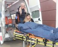 ASKERLİK ŞUBESİ - Alt Kata Düşen İnşaat Ustası Yaralandı