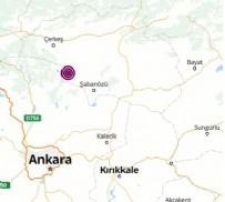 Çankiri Orta'da deprem oldu! 4.7 ile sallandı