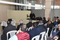 KIRMIZI IŞIK - Antalya'da 'Trafik Güvenliği' Toplantısı