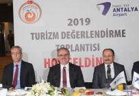TÜRKIYE OTELCILER FEDERASYONU - Antalya Turizminde 16 Milyon Beklentisi