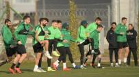 ALPER AŞÇı - Atiker Konyaspor'da Fenerbahçe Maçı Hazırlıkları Başladı