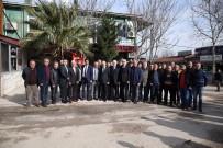 KAMYONCULAR - Başkan Aktaş'tan Kamyonculara Yeni Garaj Sözü
