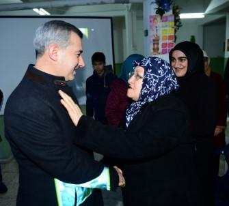 Başkan Çınar, Özalper Mahalle Sakinleriyle Buluştu