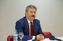 PROFESÖR - Başkan Palancıoğlu'ndan Baldöktülü Öğrencilere Öğütler