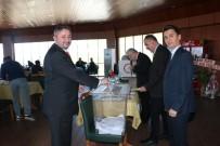 Cide Ziraat Odasında Başkan Batur Güven Tazeledi