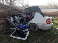 HITIT ÜNIVERSITESI - Çorum'daki Trafik Kazası