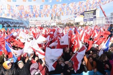 Cumhurbaşkanı Erdoğan Kastamonu'da (2)