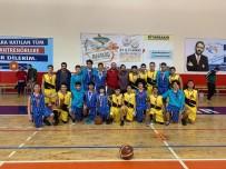 SEYRANTEPE - Diyarbakır'da Basketbol Müsabakaları Tamamlandı