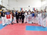 MILLI TAKıM - Diyarbakırlı Karatecilerden Büyük Başarı