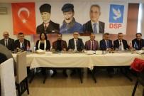 YILDIRAY SAPAN - DSP Antalya'da Adaylar Tanıtıldı