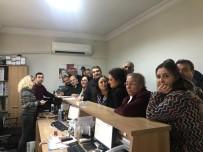 Edremit CHP'den 15 Meclis Üyesi Aday Adaylığını Geri Çekti