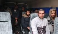 İNSAN HAKLARı - Esad Rejimi İle OSÖ Arasında Esir Takası Yapıldı