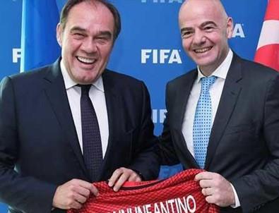 FIFA Futbol Zirvesi başlıyor