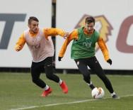 FLORYA - Galatasaray Avrupa Mesaisine Başladı