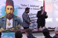 Gürsu Belediyesi'nden 'Ulu Hakan Abdülhamid Han' Konferansı