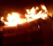 YENI DELHI - Hindistan'da otel yangını: 17 ölü