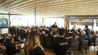 BAYRAMPAŞA DEVLET HASTANESİ - İbrahim Ulusoy, Rizeliler Derneği Ve Rumeli Balkan Dernekleri Federasyonu'nu Ziyaret Etti