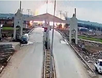 Kilis'te bombalı saldırı