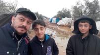 YAŞAM MÜCADELESİ - Kütahya İHH Sivil Kamplarında