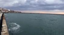 LODOS - Marmara Denizi'nde Ulaşıma Lodos Engeli