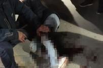 METROBÜS DURAĞI - Metrobüste Yer Tartışmasında Kan Aktı