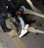 METROBÜS DURAĞI - Metrobüs'te dehşete düşüren olay