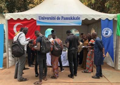 PAÜ Standı Mali'de Büyük İlgi Gördü