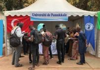 PAMUKKALE ÜNIVERSITESI - PAÜ Standı Mali'de Büyük İlgi Gördü
