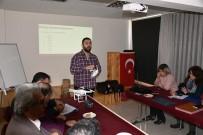 ARIF ABALı - Tarım Ve Orman Müdürlüğü Teknik Personeline Drone Eğitimi