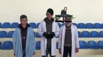 Teknoloji meraklısı öğrenciler drone yarışmasına hazırlanıyor