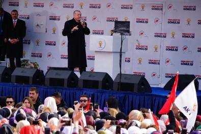 'Türkiye'yi 81 İliyle Büyüttük'