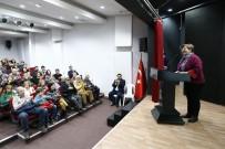 KARİKATÜRİST - Yazgan, 'Bir Tatlı Telaş' İle İzmirlilerle Buluştu