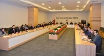 RAMAZAN YıLDıRıM - Bağımlılıkla Mücadele İl Koordinasyon Kurulu, Toplantısı Yapıldı