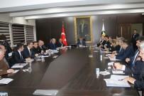 ZONGULDAK VALİSİ - Bağımlılıkla Mücadele Koordinasyon Kurulu Toplantısı