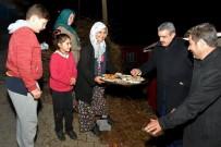 ÖRENCIK - Başkan Alıcık Köy Ziyaretlerini Sürdürüyor