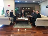 GÜLAY SAMANCı - Başkan Kale'den Cihanbeyli'ye Doğalgaz Müjdesi