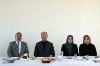 AK PARTİ İLÇE BAŞKANI - Başkan Karakullukçu AK Parti Kadın Kolları İle Bir Araya Geldi