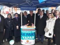 FEVZI KıLıÇ - Başkan Öztürk, AK Parti Erenler İlçe Teşkilatını Ziyaret Etti