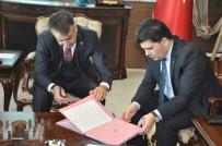 İMZA TÖRENİ - Bitlis Valiliği İle Cumhuriyet Başsavcılığı Arasında İşbirliği Protokolü
