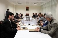 DURUŞMA SALONU - Bölge Adliye Mahkemesi Başkanı Basınla Buluştu