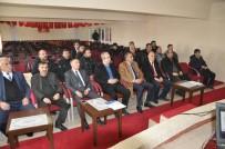 İŞ VE MESLEK DANIŞMANI - Bulanık'ta İşverenlere 'İstihdam Teşvikleri' Anlatıldı
