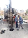 Çankırı'da Yağmursuyu Ve Kanalizasyon Hatları Temizleniyor
