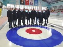 GENÇLİK VE SPOR İL MÜDÜRÜ - Curling Salonu Liglere Hazır