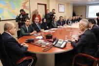 MUSTAFA ÇETİNKAYA - Düzce'de Başladı Türkiye'ye Yayıldı