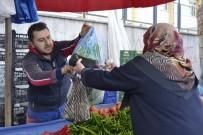 REKOR - Eskişehir'deki Pazar Fiyatları Da Düştü