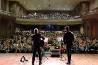 RADYO PROGRAMCISI - Gaziantep'te 'Gönüller Yapmaya Geldik' Adlı Konser Ve Şiir Dinletisi