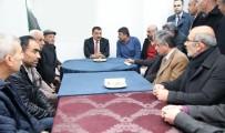 SELAHATTIN GÜRKAN - Gürkan, Hekimhanlılar Derneği'ni Ziyaret Etti